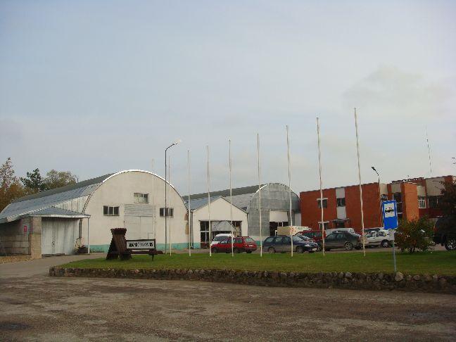Agroserviss Valmiera Tirdzniecības centrs
